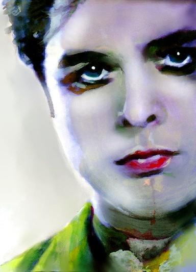 Billie Joe Armstrong by brainfree